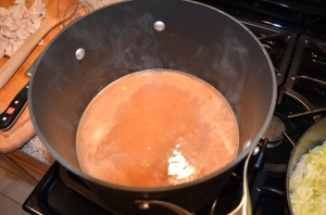 how to make roux, gumbo