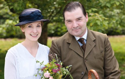 Downton Abbey Anna and Bates